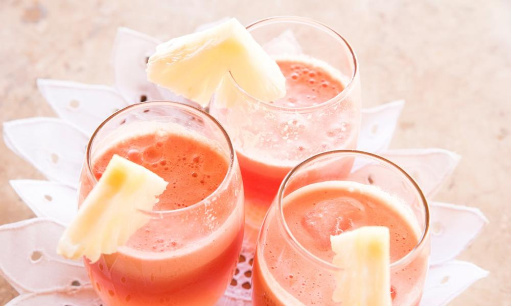 Rüben-Orangen-Smoothie