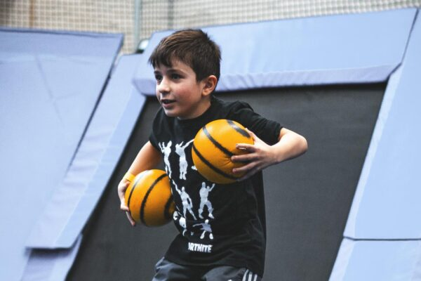 Blogbeitrag Kinder und Sport