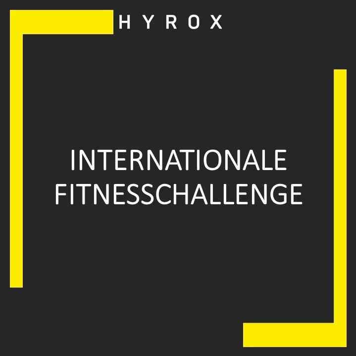 Internationale Fitnesschallenge